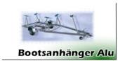 Boots-Anhänger Alu