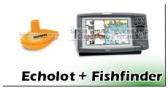 Echolot + Fishfinder