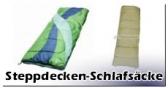 Steppdecken-Schlafsäcke