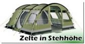 Zelte in Stehhöhe