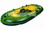 Angler-Schlauchboot SAILOR 360 Schlauchboot als Freizeitboot und Angelboot