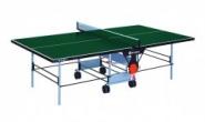 Sponeta s 3-46e - Tischtennistisch, wetterfest, grün