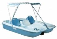 Tretboot Pelican Rainbow DLX mit Sonnendach + Frachtanteil zusätzlich 85,- €
