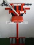 Fitnessgerät Systa 301/F - Profi, mit Stahl-Federn sehr variabel einsetzbar, nur für Abholer