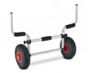 ECKLATOP 200 Sit on Top Transportwagen mit Lufträdern