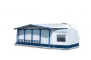 brand Wohnwagen-Vorzelt - Anbau Modell Rasta 280 BL