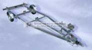 Harbeck Bootstrailer für Motorboote - B1000MAL