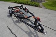 Harbeck Bootstrailer für Motorboote - B1600MALM4