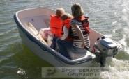 Terhi Baby Fun - kippstabiles motorisierbares Beiboot -