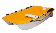 Bic Sportyak 245 orange/weiß
