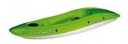 Einerkajak BiC OUASSOU Green Aufsitzer Paddelboot als Spaßboot und Wellenreiter