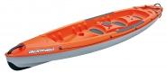 Bic Borneo orange Kayak