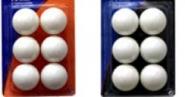Sponeta 3 Sterne Tischtennis-Bälle