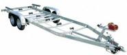 Harbeck Bootstrailer für Motorboote - BT 2700M Eco