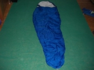 Schlafsack Micropak 750 Gramm