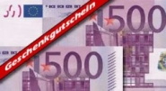Geschenk-Gutschein 1000 Euro