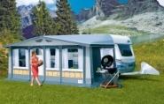 Herzog Savoy Color DC 240 Größe 12 Wohnwagen-Vorzelt