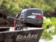 Suzuki DF 25 AS 4-takt Aussenborder,