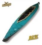 Pouch Faltboot-Zweier RZ 96 (PVC-Haut) mit Luftschläuchen