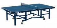 STIGA PREMIUM COMPACT - Tunier-Tischtennistisch, nicht wetterfest, blau