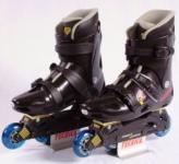 Tecnica PS 3 Gr.41 Inliner Skates weniger als zum halben Preis