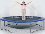Garten Trampolin / Gartentrampolin 3m Durchmesser -Außentrampolin - gebraucht  -zum Super-Abholpreis
