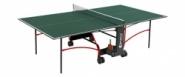 Sponeta s 2-72 i - Tischtennistisch, nicht wetterfest, grün