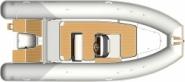 Zodiac Medline 580 - Strongan, Luxus-Schlauchboot