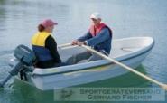 Terhi 310 Sunny Ruderboot / Angelboot motorisierbar