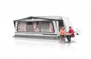 Herzog Toscana Größe 13 Wohnwagen-Vorzelt