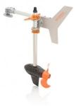 Torqeedo Ultralight 403 - Kajakmotor inkl. Akku, Ladegerät und Ferngashebel