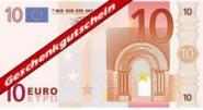 Geschenk-Gutschein 10 Euro