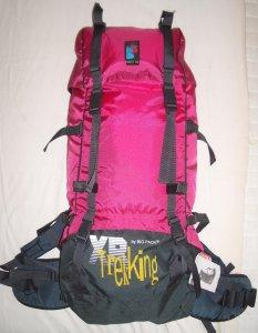 Trekkingrucksack XR West