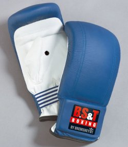 Bremshey Ballhandschuh LIGHT Größe: M  = Boxhandschuhe für Sandsack