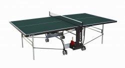 Sponeta s 3-72i - Tischtennistisch, indoor, grün, nicht wetterfest
