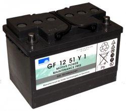 Akku Exide Dryfit GF12051Y1