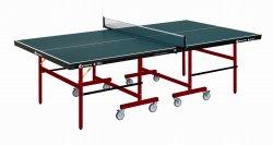 Sponeta s 6-12i - Tischtennistisch, indoor, grün, nicht wetterfest