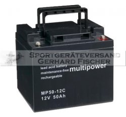 Akku Multipower MP50-12C