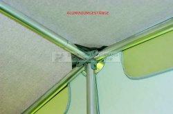 brand Alu-Zusatzgestänge für brand Sunny /Fun Plus Wohnwagen-Sonnendach - Größe 12