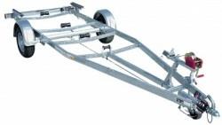 Harbeck Bootstrailer für Motorboote - B1350MAL