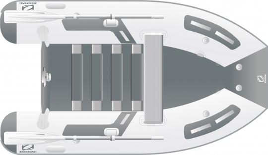 Zodiac Cadet 270 Roll Up Strongan Schlauchboot