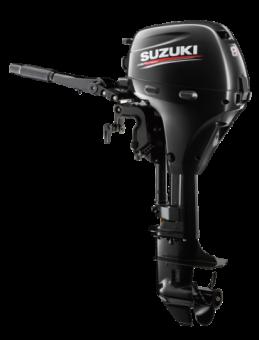 Suzuki DF8AS Außenbordermotor Kurzschaft