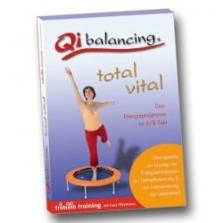 Heymans Trimilin Qibalancing total-vital Trimilin-Übungsprogramm