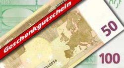 Geschenk-Gutschein 150 Euro