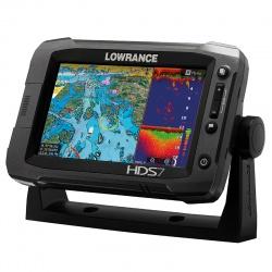 Lowrance HDS-7 Gen2 Touch - GPS/Fishfinder&Echolot - ohne Geber