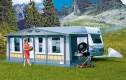 Herzog Savoy Color DC 240 Größe 10 Wohnwagen-Vorzelt
