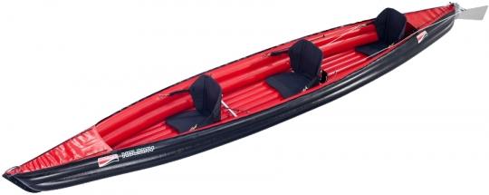 Grabner HOLIDAY 3 - Schlauchboot Luftboot - Dreier-Kajak