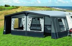 brand Marbella 300 Wohnwagenvorzelt - Größe 7 - Modell 2017 zum Sommerschluß jetzt reduziert  - nur solange Vorrat reicht