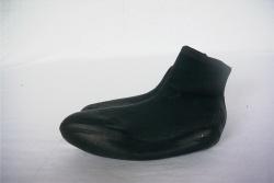 Free Style socks/ beschichtete Surfsocken in Gr. 41,schwarz