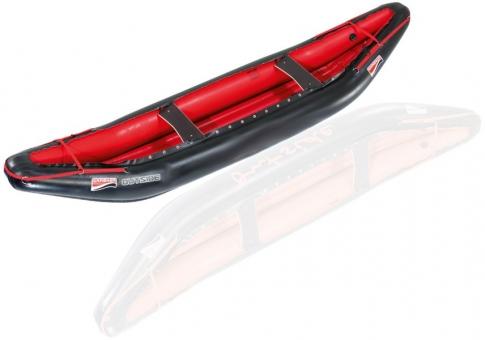 Grabner OUTSIDE - Schlauchboot Canadier ideal für Wildwasser